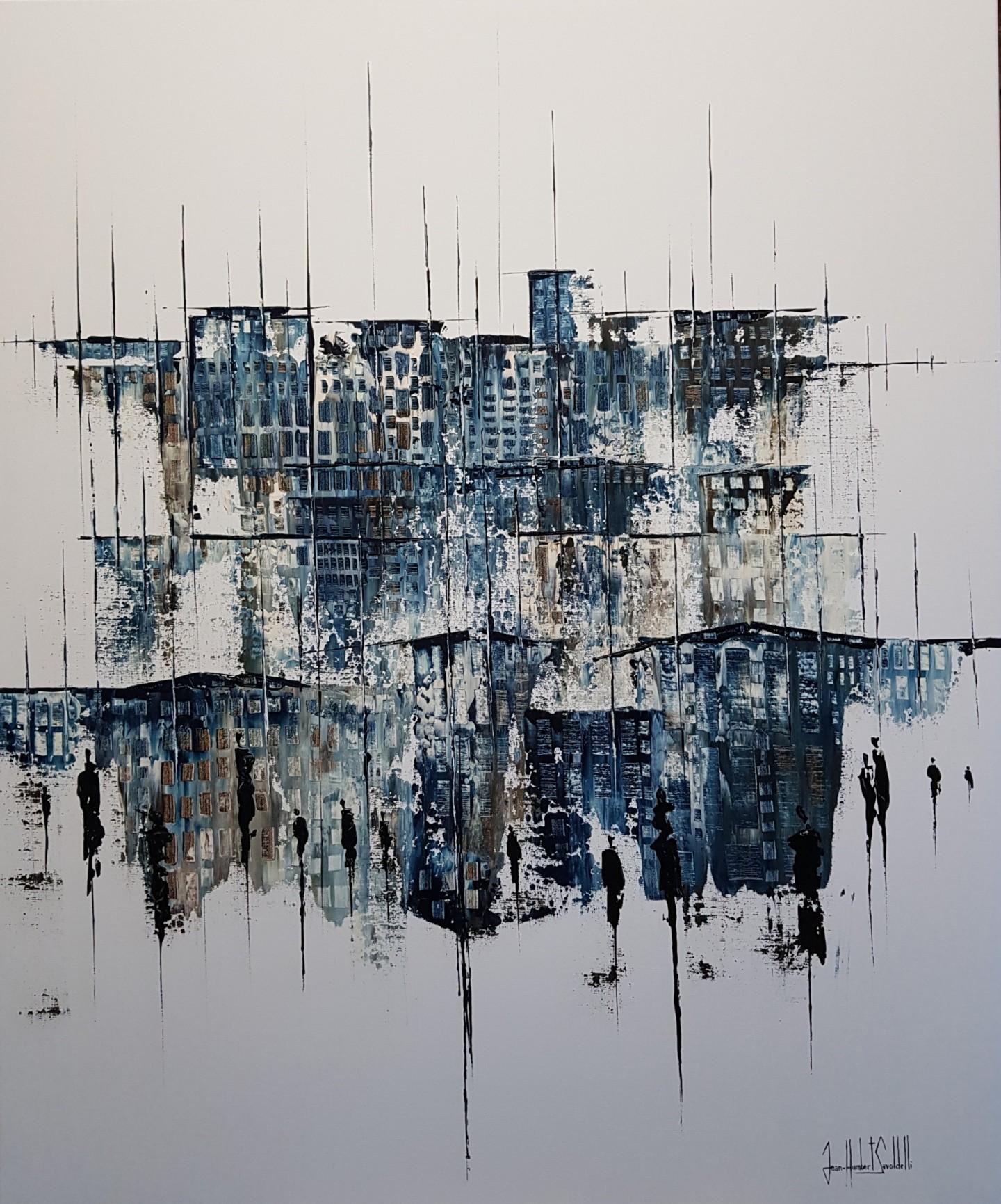 JEAN-HUMBERT SAVOLDELLI - ARCHI BLUE