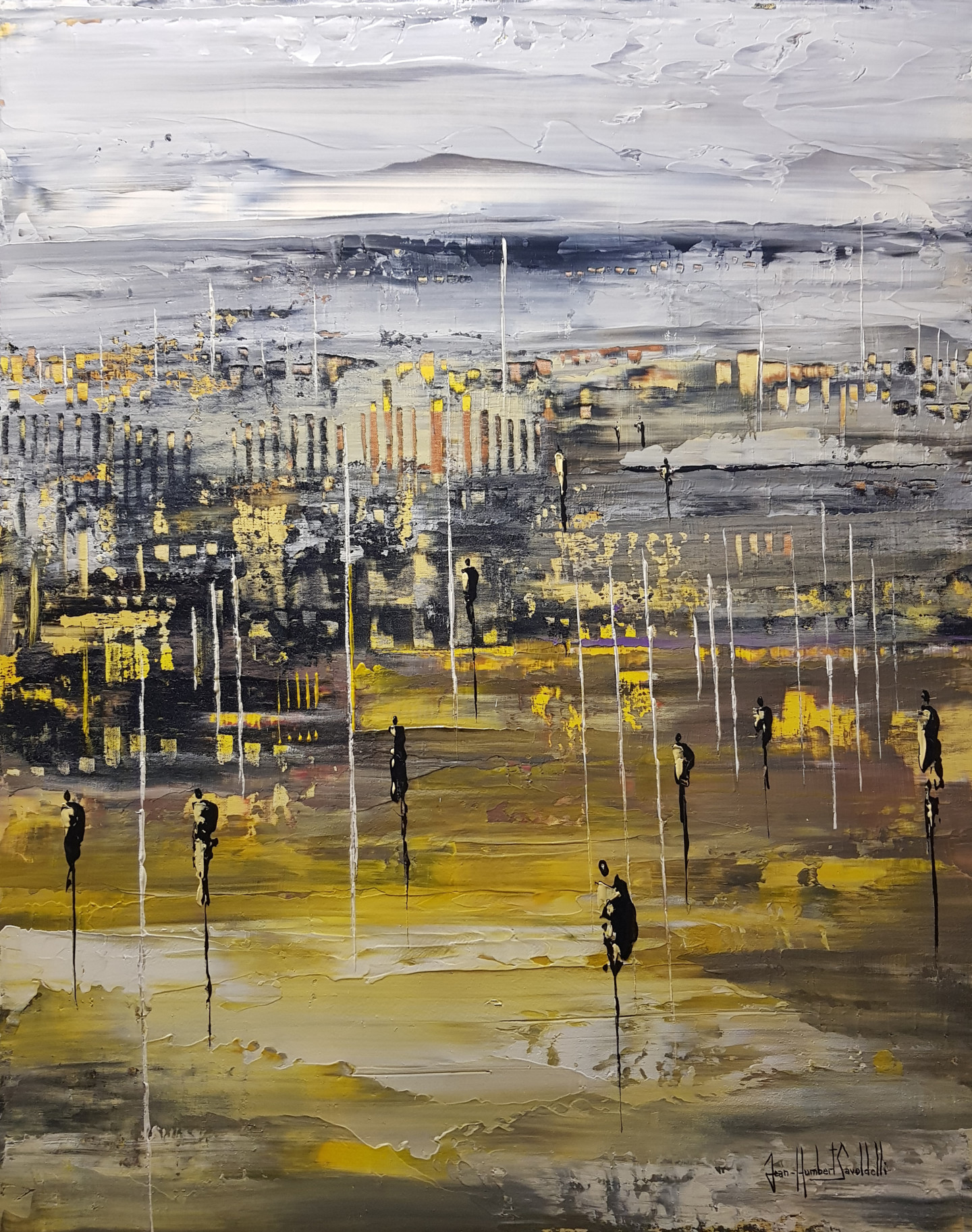 Jean-Humbert Savoldelli - OTHER DAY OTHER WAY