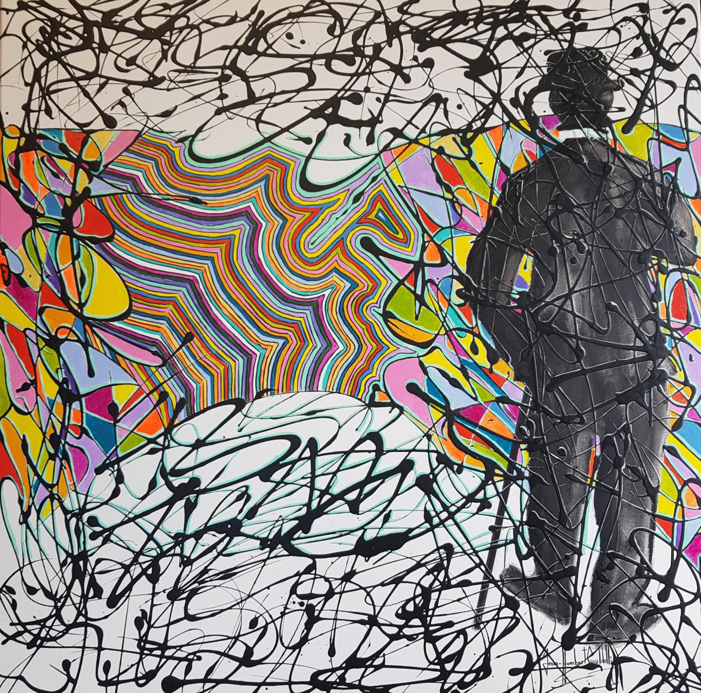JEAN-HUMBERT SAVOLDELLI - LA TENTATION DU GRAFF/GRAFF'S TEMPTATION