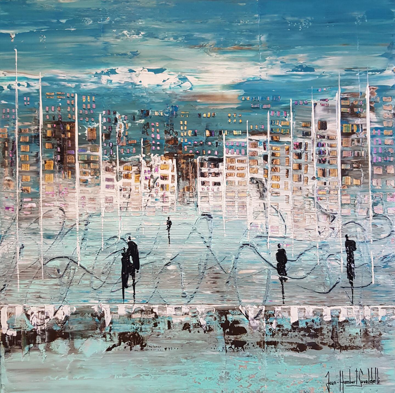 Jean-Humbert Savoldelli - TURQUOISE