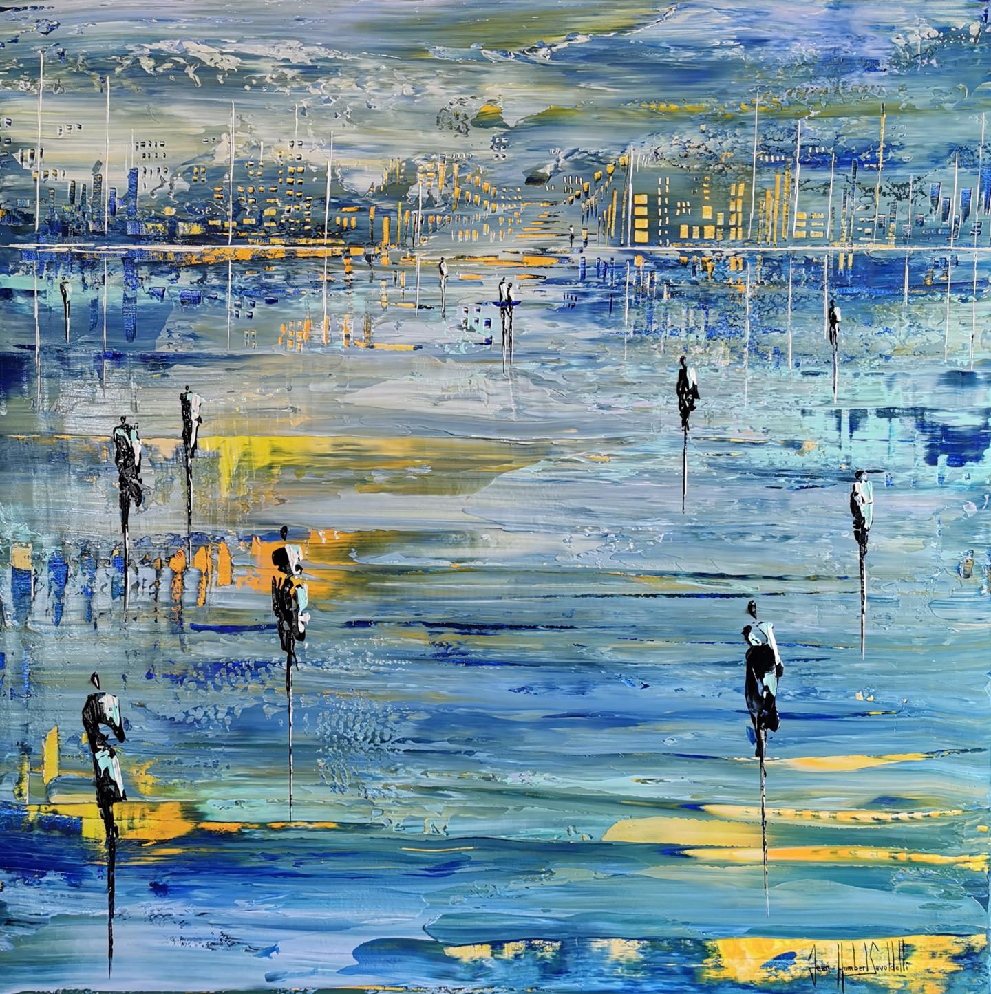 JEAN-HUMBERT SAVOLDELLI - BLUE DREAMS