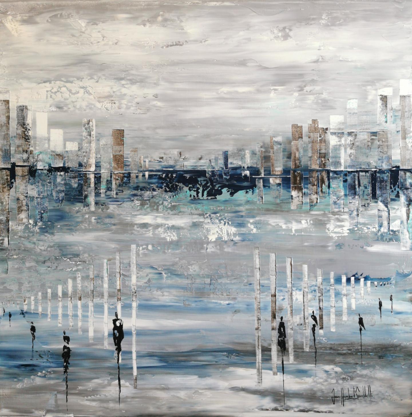 JEAN-HUMBERT SAVOLDELLI - THE BLUE WAY