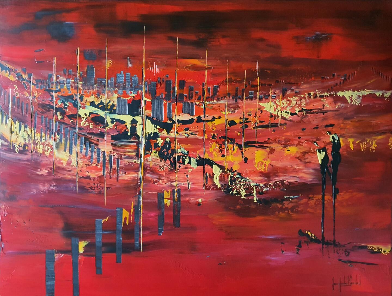 Jean-Humbert Savoldelli - BLACK SUN