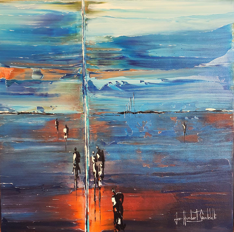 Jean-Humbert Savoldelli - COMME LE FEU SOUS LA GLACE/LIKE FIRE UNDER ICE