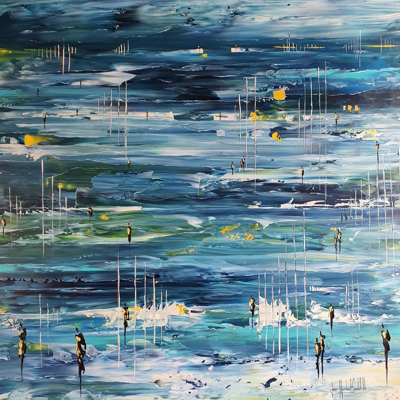 Jean-Humbert Savoldelli - BLUE LAGOONS