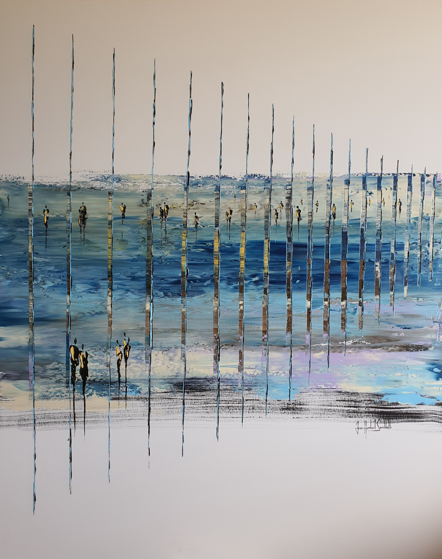 Jean-Humbert Savoldelli - DEEP BLUE