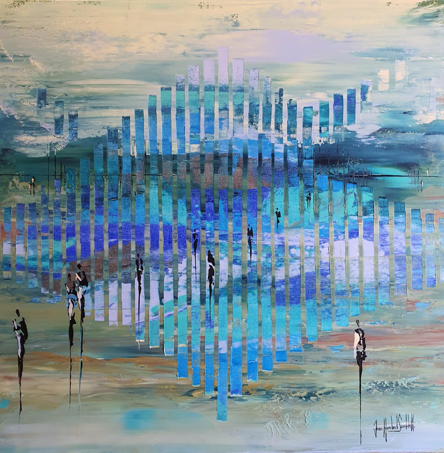 Jean-Humbert Savoldelli - BLUE ILLUSIONS